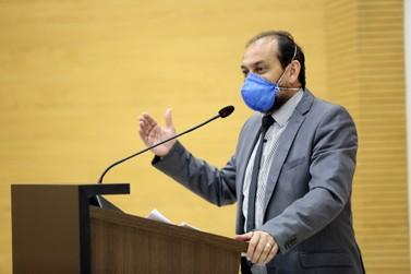 Laerte Gomes pede ao DER e ao governador a recuperação de rodovias no interior
