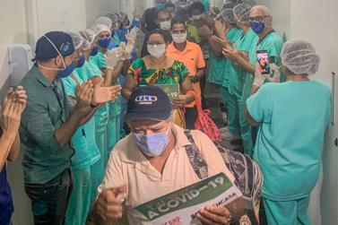 Em 24h, mais de 700 rondonienses retornam para casa recuperados da covid-19