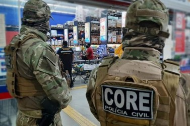 """""""Operação Restrição"""" fiscaliza 84 estabelecimentos comerciais em Porto Velho"""
