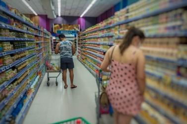 Preço da cesta básica tem nova alta em Porto Velho; veja quais são os produtos