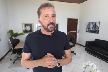 Prefeito anuncia articulação para compra de 80 mil doses de vacinas contra covid