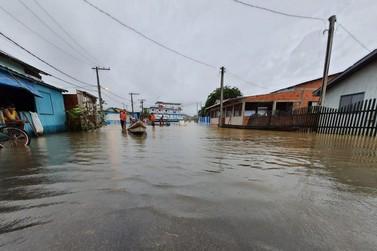 Rio Branco decreta situação de emergência devido à cheia do Rio Acre