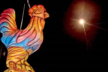 História do Galo da Meia Noite é eternizada em livro que será lançado em maio