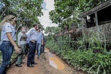 Cemitérios da Candelária e das Locomotivas serão revitalizados em Porto Velho