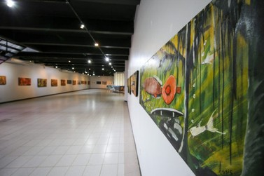 "Exposição ""Empório Amazônico III"" está aberta na Casa de Cultura Ivan Marrocos"