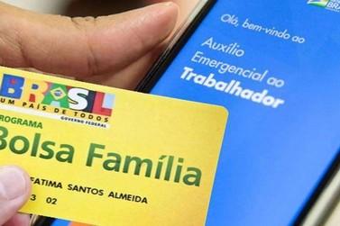 Auxílio emergencial é pago hoje a beneficiários do Bolsa Família com NIS 4