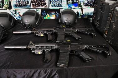 Forças policiais recebem equipamentos modernos e de alta precisão
