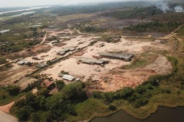 """Operação """"Brasil Mais"""" investiga madeireiras em Nova Mamoré e Guajará-Mirim"""