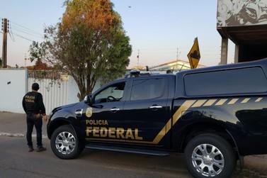 Servidores da Secretaria de Agricultura de RO são alvo de operação da PF