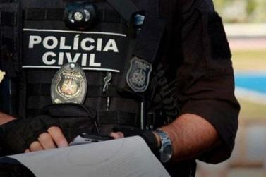 Polícia faz operação para prender envolvidos em roubo a posto de combustível