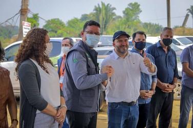 Alex Redano solicita asfalto entre Alto Paraíso e o Garimpo Bom Futuro