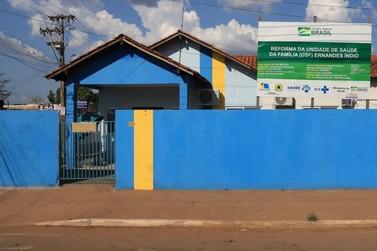 Após reforma, unidade de Saúde Ernandes Índio será entregue amanhã