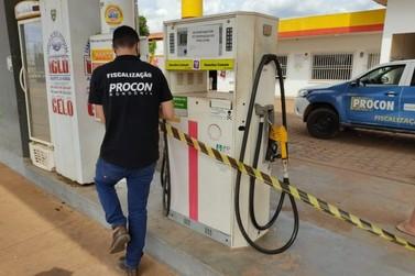 Aumento na procura deixa gasolina mais cara e Procon autua postos em Porto Velho