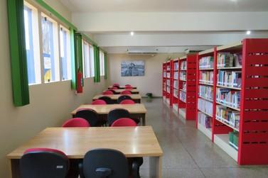 Biblioteca Viveiro das Letras volta a atender de forma presencial