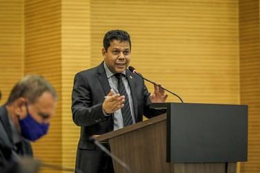 Deputado Jair Montes defende a criação da Polícia Judicial em Rondônia