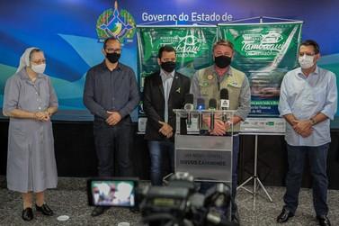 Governo faz o lançamento do II Festival Nacional do Tambaqui da Amazônia