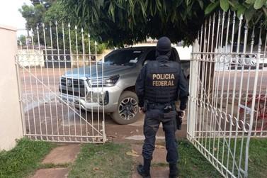 Grupo criminoso que enviou 1 tonelada de cocaína ao CE é alvo da PF em RO