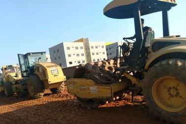 Obras de drenagem avançam no bairro Lagoa