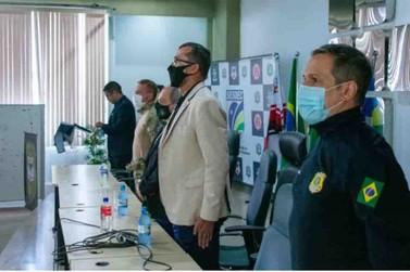 Policiais iniciam curso de operações táticas especiais da Polícia Civil em RO