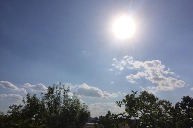 Quarta-feira será de sol, calor e chuvas isoladas em Rondônia
