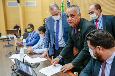 Saulo Moreira assume como deputado na Assembleia Legislativa de Rondônia