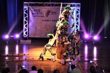 Votação popular vai escolher obras vencedoras do Festival Estudantil Rondoniense