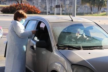 Pit stop de sábado vacina os últimos públicos adultos em Pouso Alegre