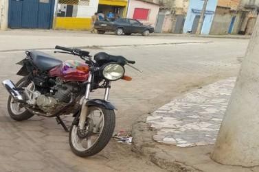 Polícia Civil apreende menor no São Geraldo e recupera moto roubada