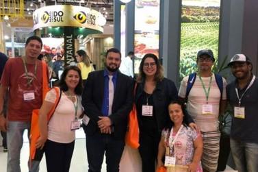 Turismo de Cananeia participa de Feira Internacional