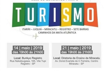 Selo de Qualidade para o Turismo será lançado na terça (14)