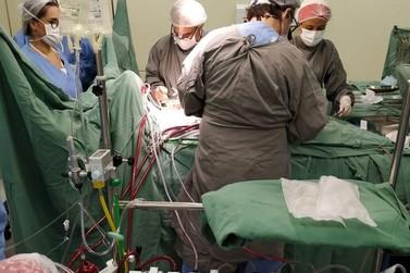 """Hospital Regional de Registro realiza primeira cirurgia cardíaca """"sem sangue"""""""