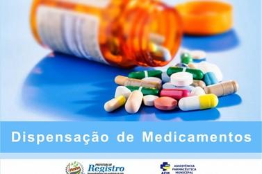 Medicamentos de uso contínuo voltam a ser distribuídos em todas as UBS's