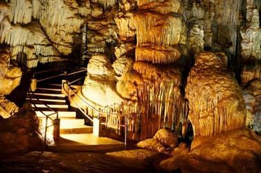 Caverno do Diabo, em Eldorado como alternativa para as férias escolares