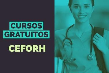 CEFORH/CONSAÚDE prorroga inscrições para cursos de capacitação a profissionais