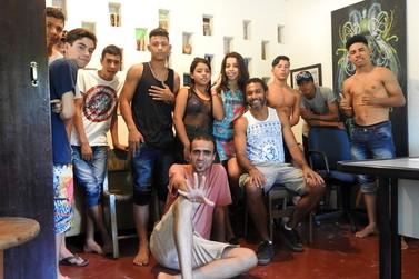 Oficina de Fotografia Digital no Boqueirão Sul une Ilha Jovem, CRAS e Ação Jovem