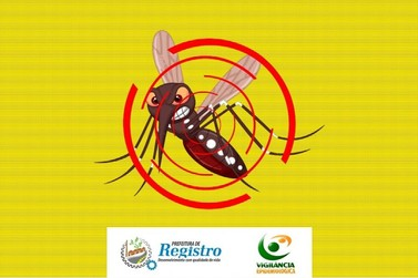 Não há epidemia de Dengue em Registro, afirma a Vigilância Epidemiológica