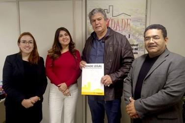 Prefeito se reúne com a Secretaria de Habitação em São Paulo