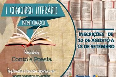 Registro realiza Concurso Literário