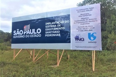 Bairro receberá investimento de R$ 3 mi para obras de esgoto sanitário
