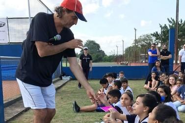 Fernando Miligeni participa da Semana Move no SESC em Registro