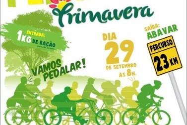 GPAVR promove Pedal Solidário