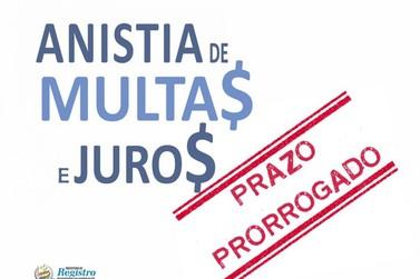 Prefeitura de Registro prorroga prazo da Anistia Fiscal de juros e multas