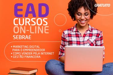 Sebrae oferece cursos on-line gratuitos
