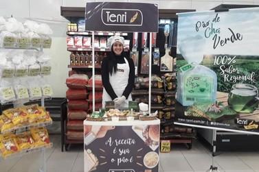 Tenri promove degustações nos supermercados do Vale do Ribeira