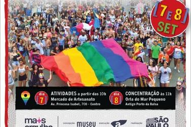 Vale do Ribeira terá neste domingo a 2a Parada LGBTQI+