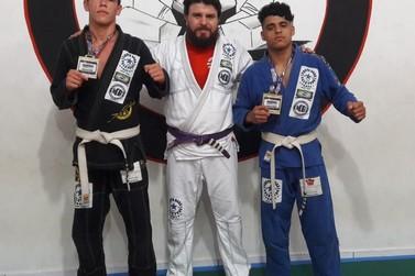 """Alunos de Jiu-Jitsu do """"Lions Brazilian Jiu Jitsu"""" se consagram campeões"""