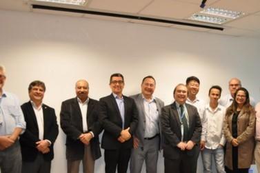 CRCSP recebe visita de contadores do Vale do Ribeira