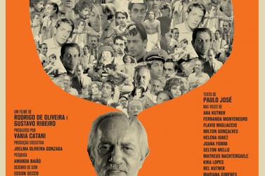 Cultura e Pontos MIS exibem na Ilha Mostra de Cinema Personalidades Brasileiras