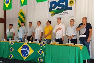 Empresário Jeferson Magário é o novo presidente municipal do PSL em Registro