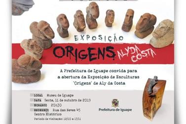 Exposição Origens acontecerá no Museu de Iguape e promete encantar o público